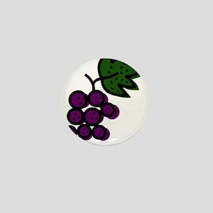 GRAPES [1] Mini Button